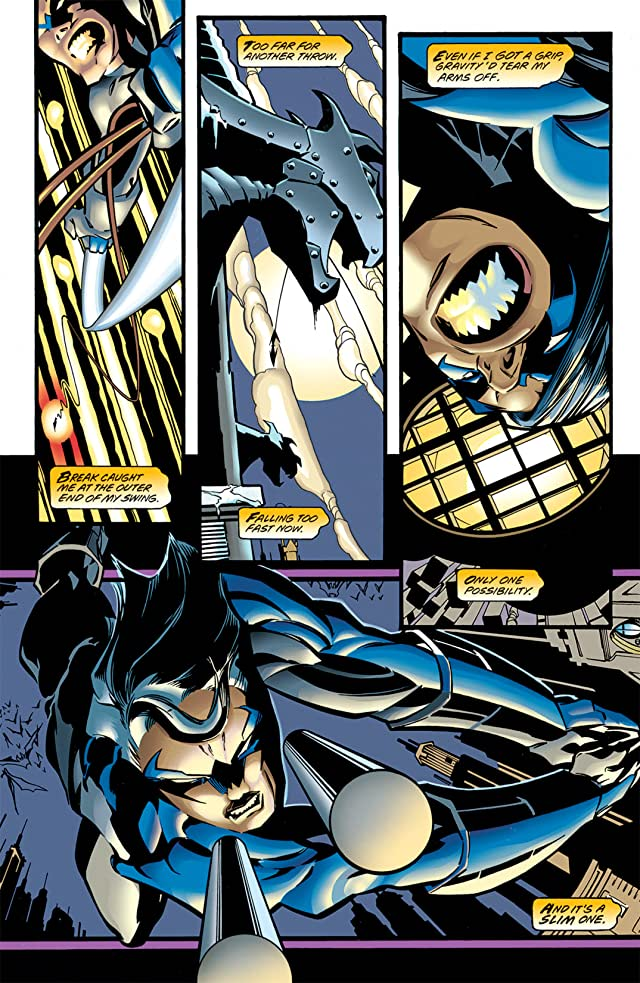 click for super-sized previews of Nightwing (1996-2009) #9