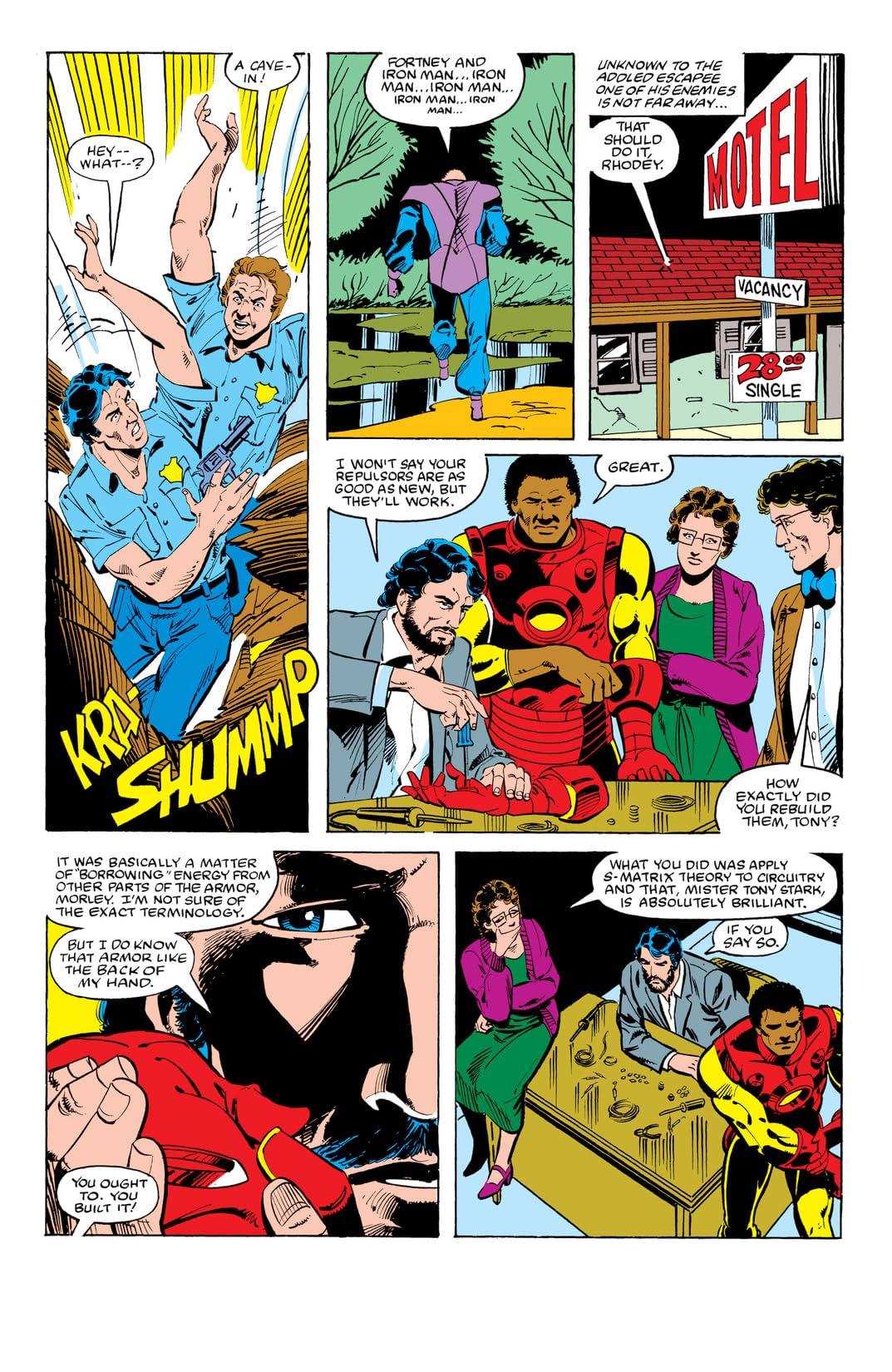 Iron Man (1968-1996) #187