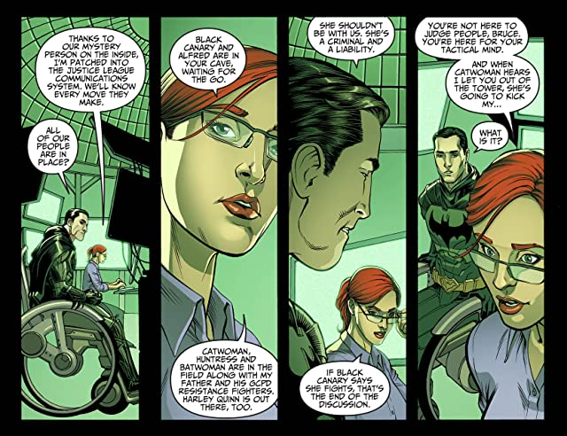 click for super-sized previews of Injustice: Gods Among Us: Year Two (2014-) #17