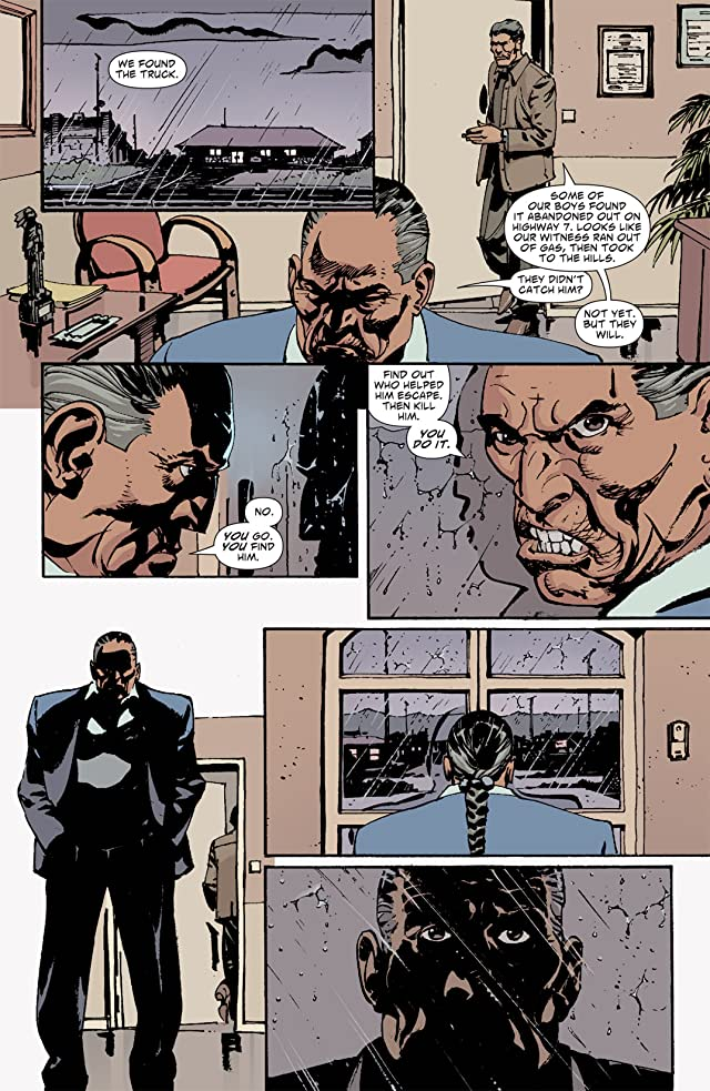 click for super-sized previews of Scalped #32