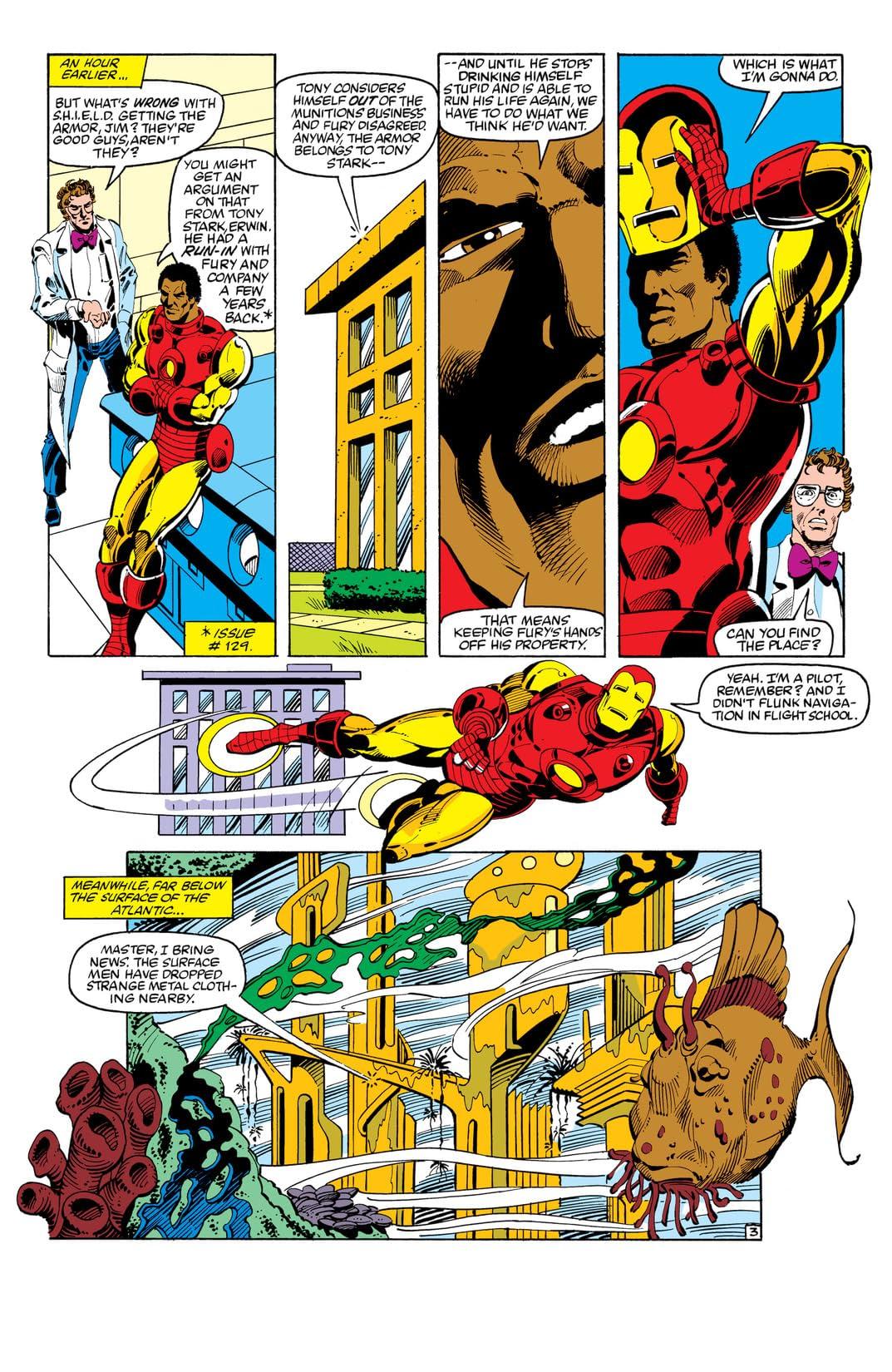 Iron Man (1968-1996) #175