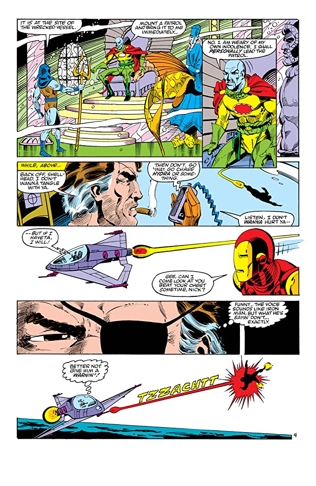 click for super-sized previews of Iron Man (1968-1996) #175