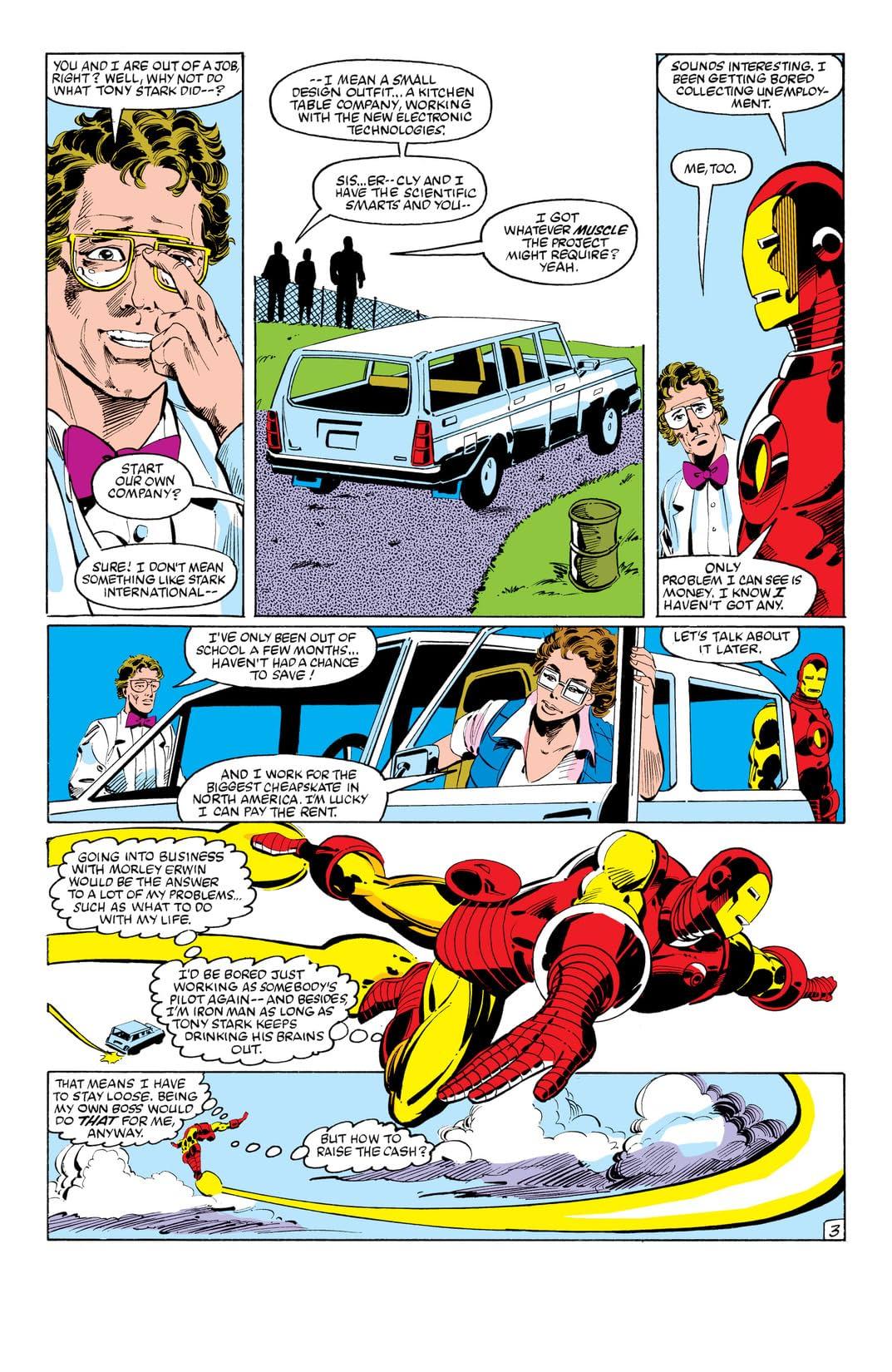 Iron Man (1968-1996) #177