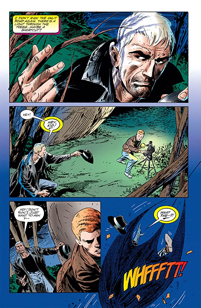 Resurrection Man (1997-1999) #8