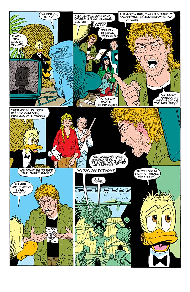 click for super-sized previews of Howard the Duck (1976-1979) #33