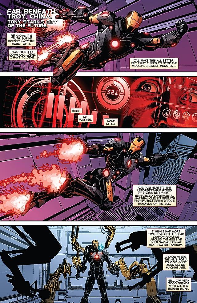 click for super-sized previews of Original Sin: Hulk vs. Iron Man #4