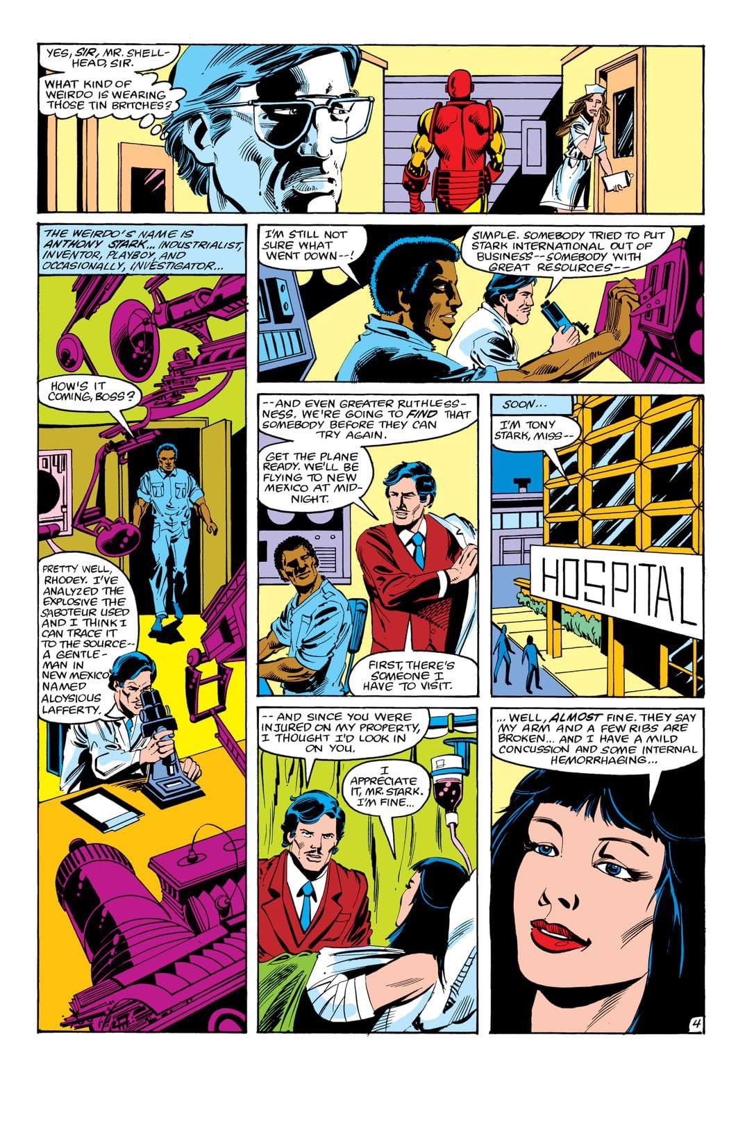 Iron Man (1968-1996) #163
