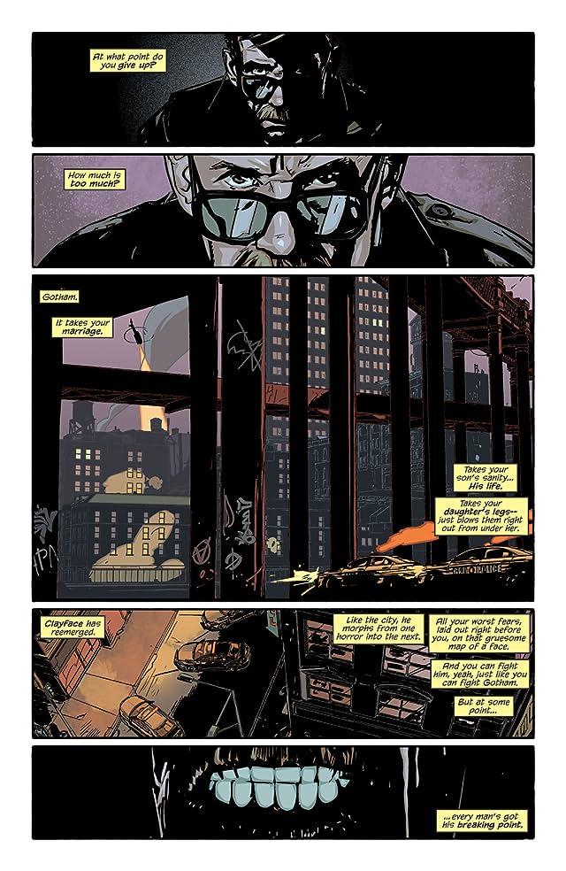 Batman: The Dark Knight (2011-2014) Vol. 4: Clay