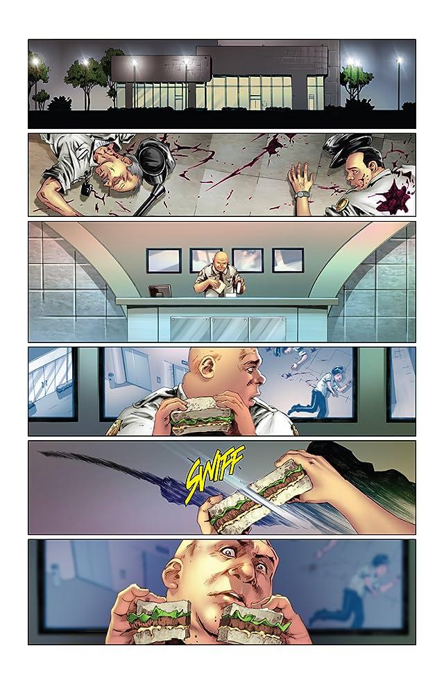 The Bionic Man #1