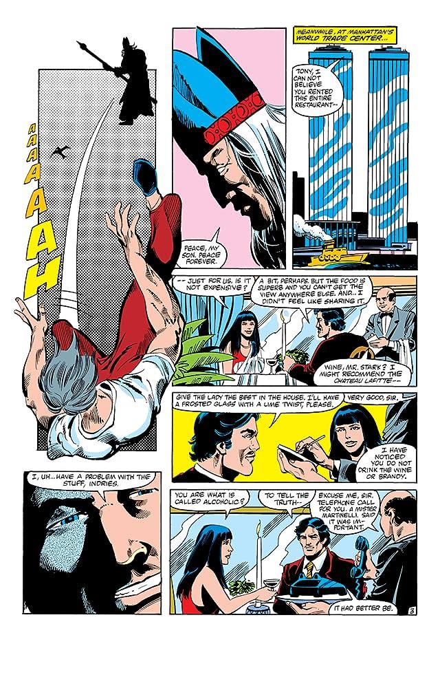 Iron Man (1968-1996) #164