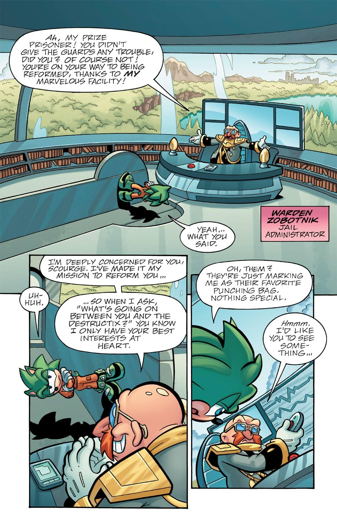 Sonic Universe #30