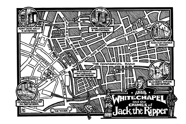 click for super-sized previews of A Treasury of Victorian Murder: Jack the Ripper
