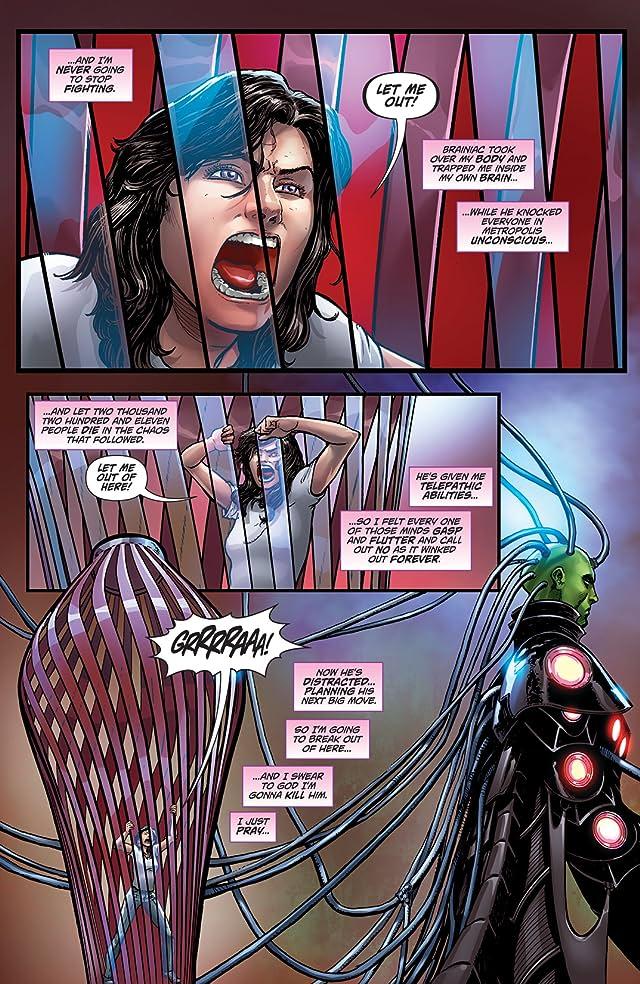 Action Comics (2011-) #3: Annual