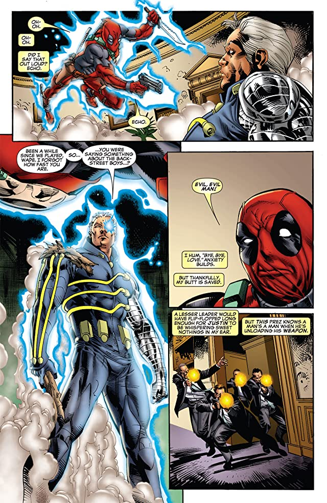 click for super-sized previews of Cable & Deadpool #32
