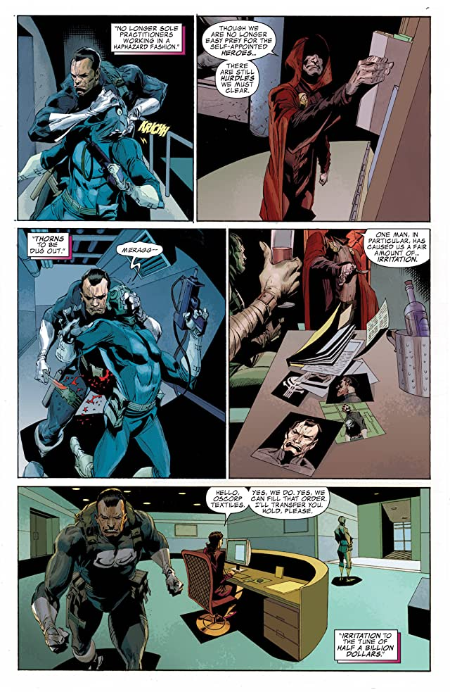click for super-sized previews of Punisher (2009-2010) #6