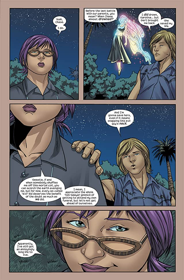 click for super-sized previews of Runaways (2005-2008) #19