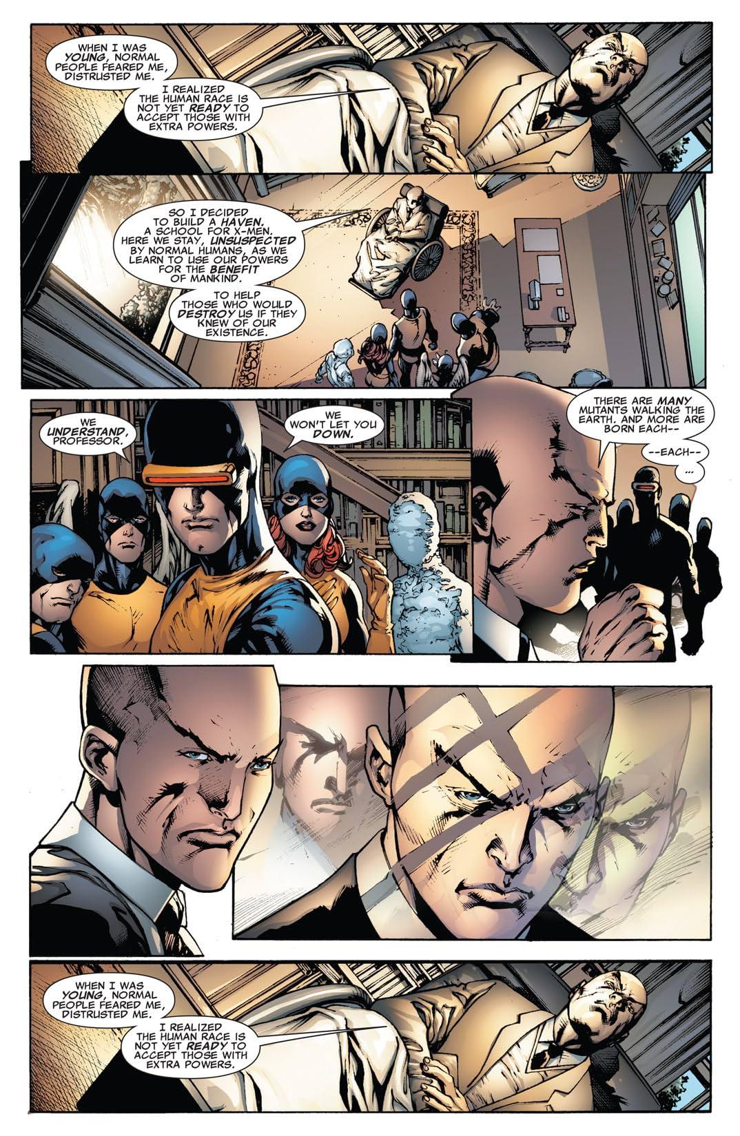 X-Men: Legacy (2008-2012) #214