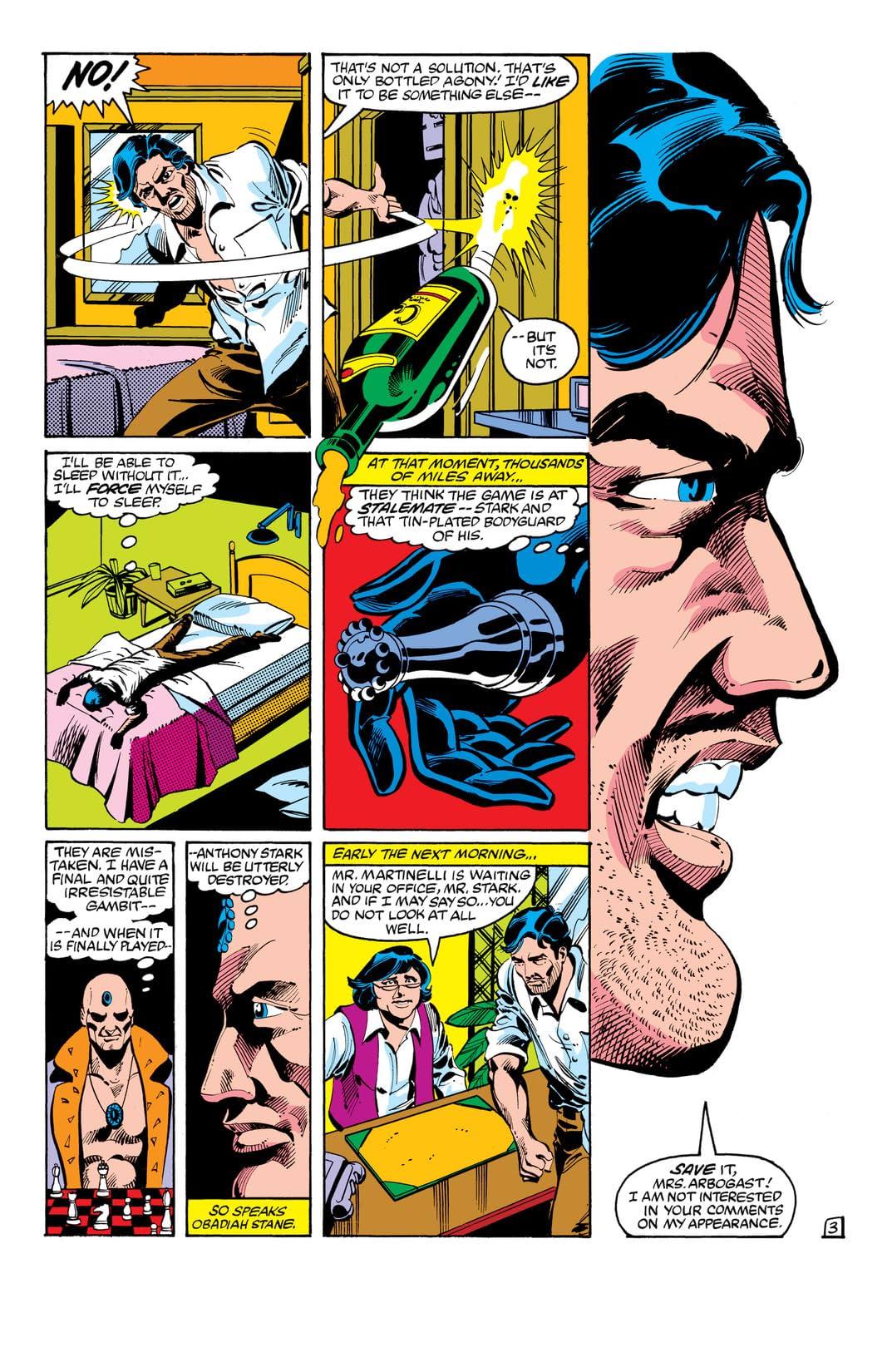 Iron Man (1968-1996) #167