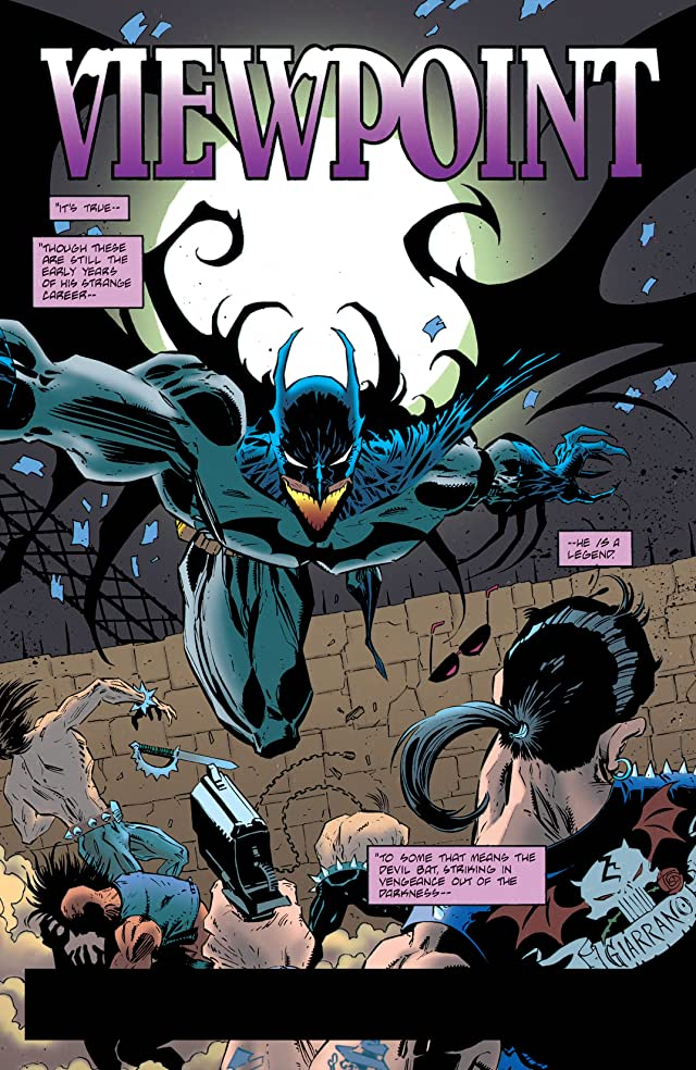 click for super-sized previews of Batman: Legends of the Dark Knight #0