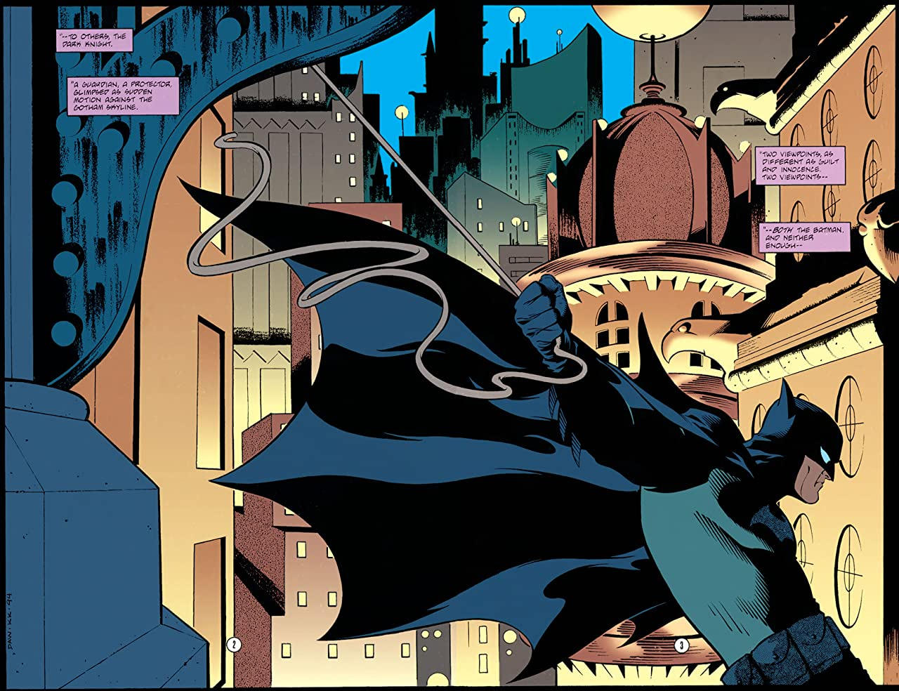 Batman: Legends of the Dark Knight #0