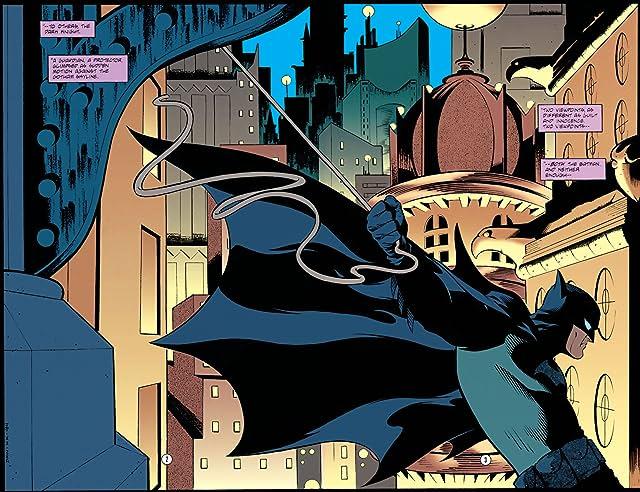 Batman: Legends of the Dark Knight #0