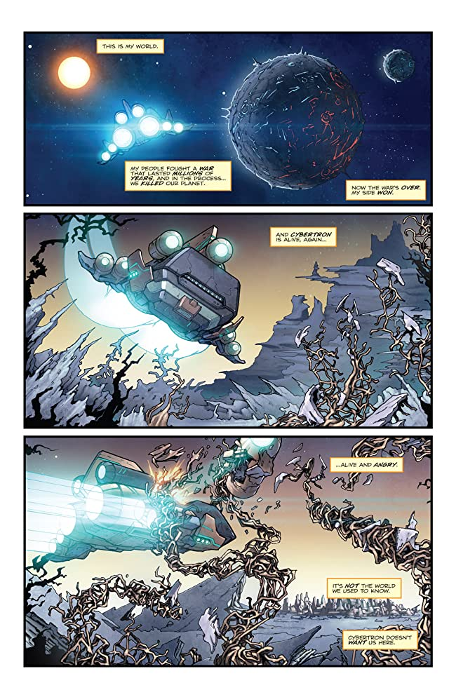 click for super-sized previews of Transformers: Robots In Disguise (2011-) Vol. 1