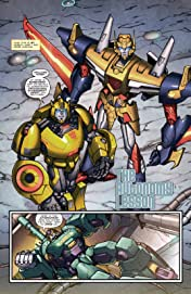 Transformers: Robots In Disguise (2011-) Vol. 1