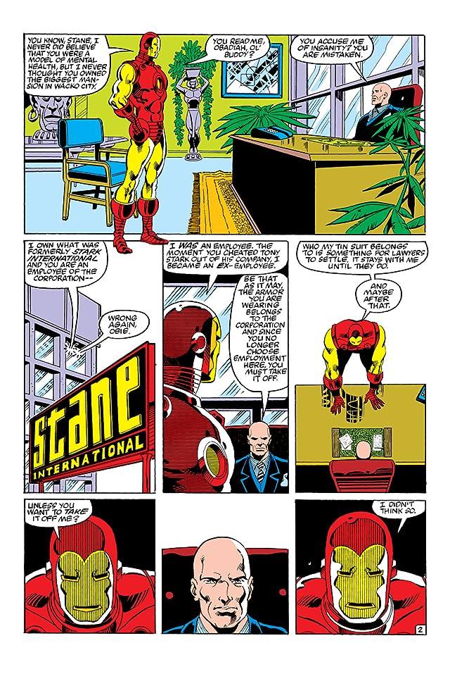 Iron Man (1968-1996) #174