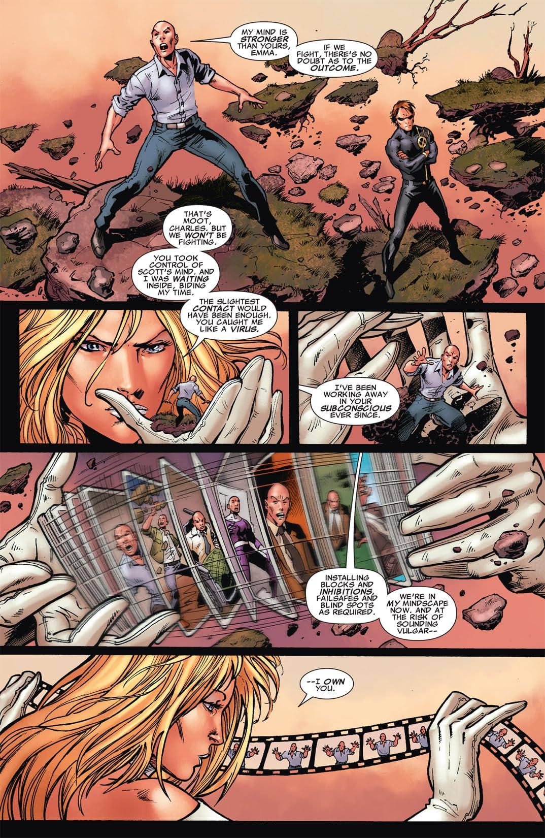 X-Men: Legacy (2008-2012) #216