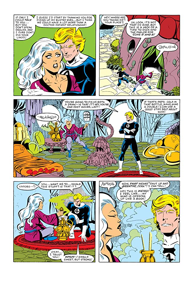 Marvel Super Heroes Secret Wars (1984-1985) #5