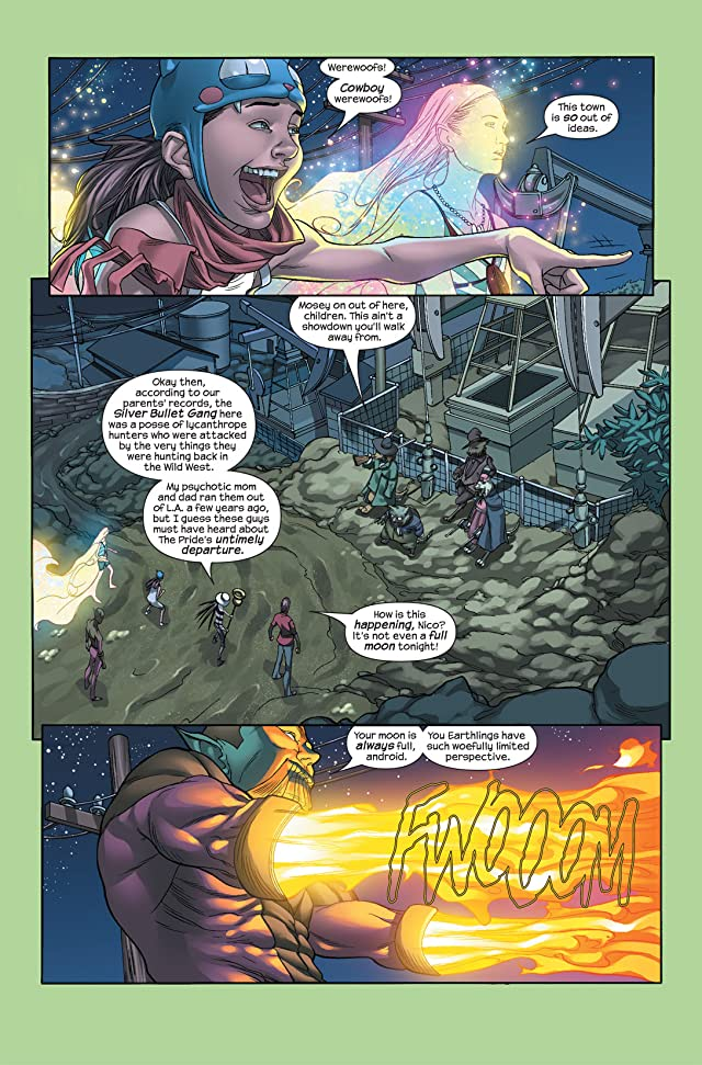 click for super-sized previews of Runaways (2005-2008) #22