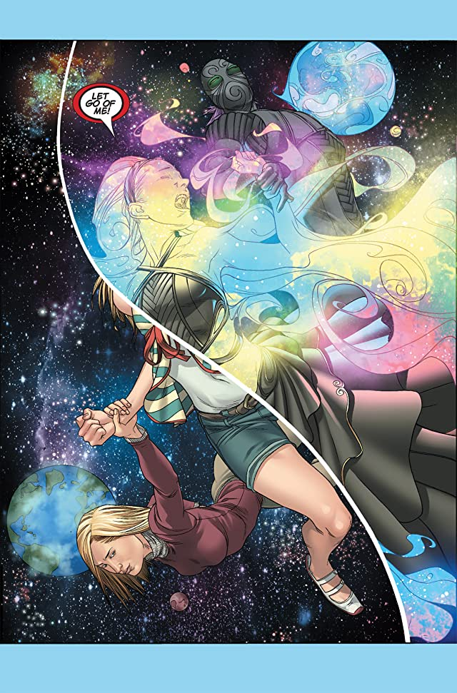 click for super-sized previews of Runaways (2005-2008) #23
