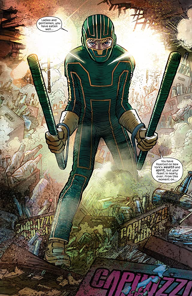 click for super-sized previews of Kick-Ass 3 #8 (of 8)