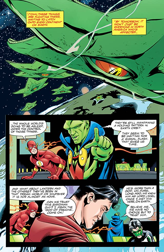click for super-sized previews of JLA (1997-2006) #23