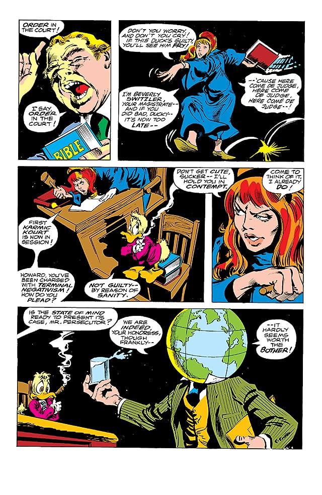 Howard the Duck (1976-1979) #27