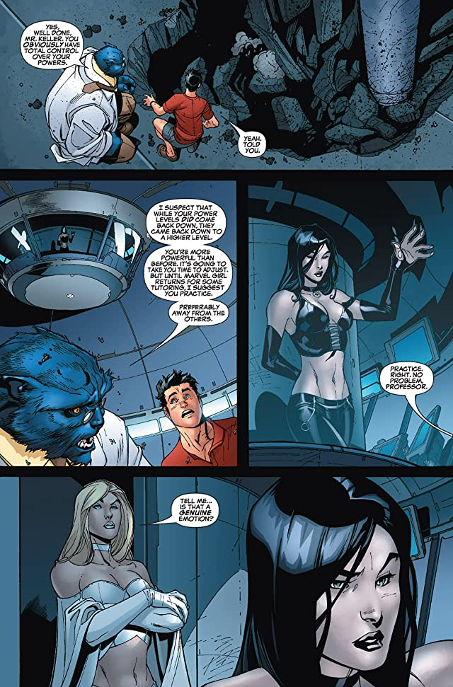 click for super-sized previews of New X-Men (2004-2008) #33