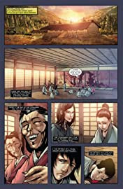 Samurai's Blood #3 (of 6)