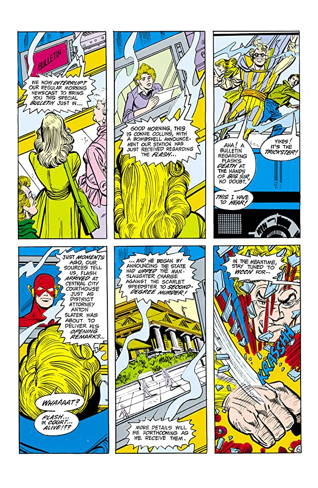 click for super-sized previews of The Flash (1959-1985) #341