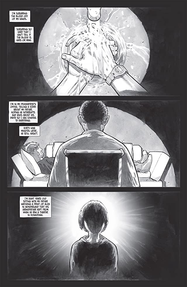 click for super-sized previews of Echoes #4