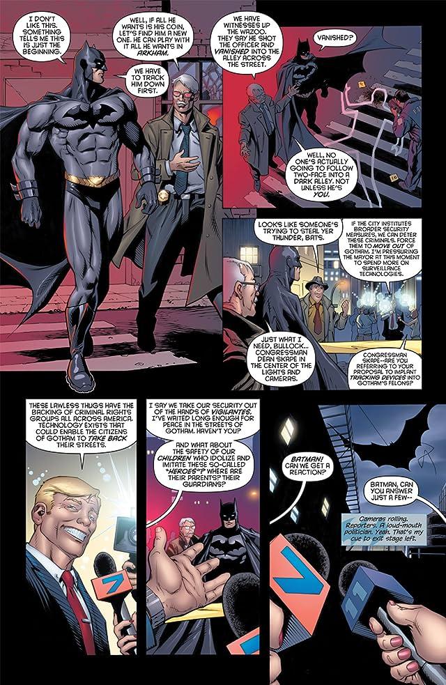 Batman (1940-2011) #710