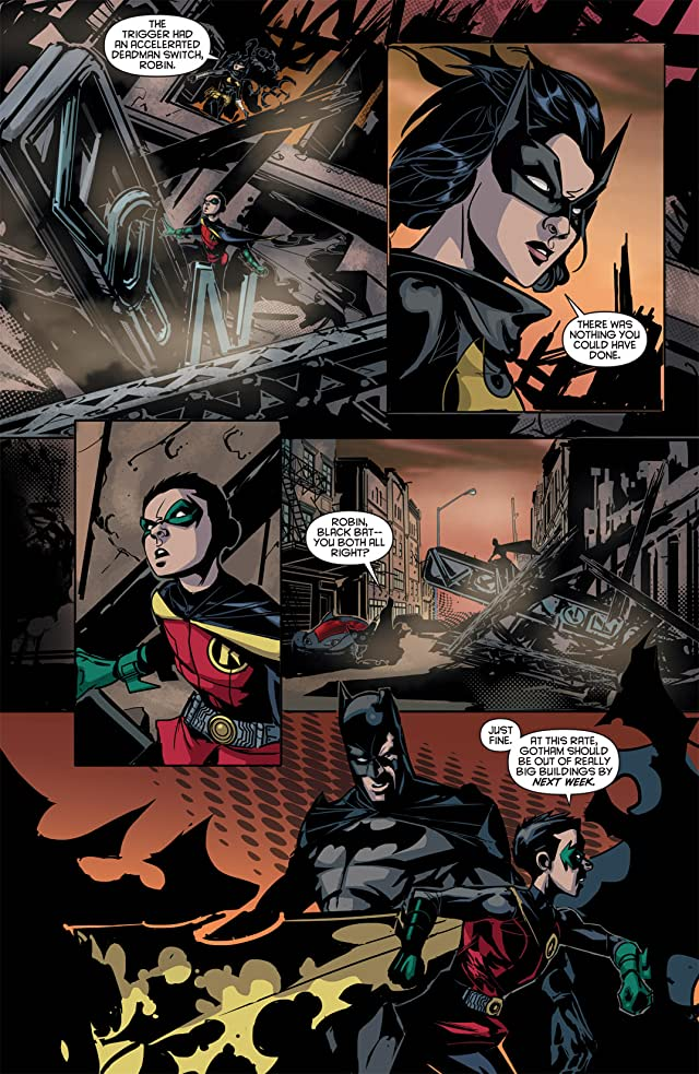 click for super-sized previews of Batman: Gates of Gotham #3