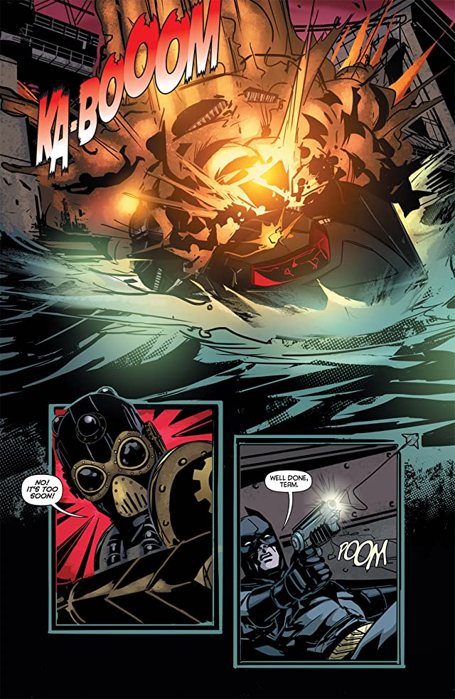click for super-sized previews of Batman: Gates of Gotham #5