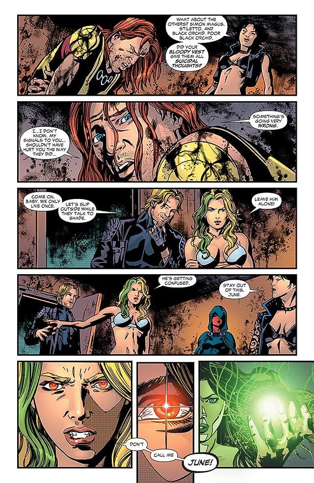 Flashpoint: Secret Seven #3 (of 3)