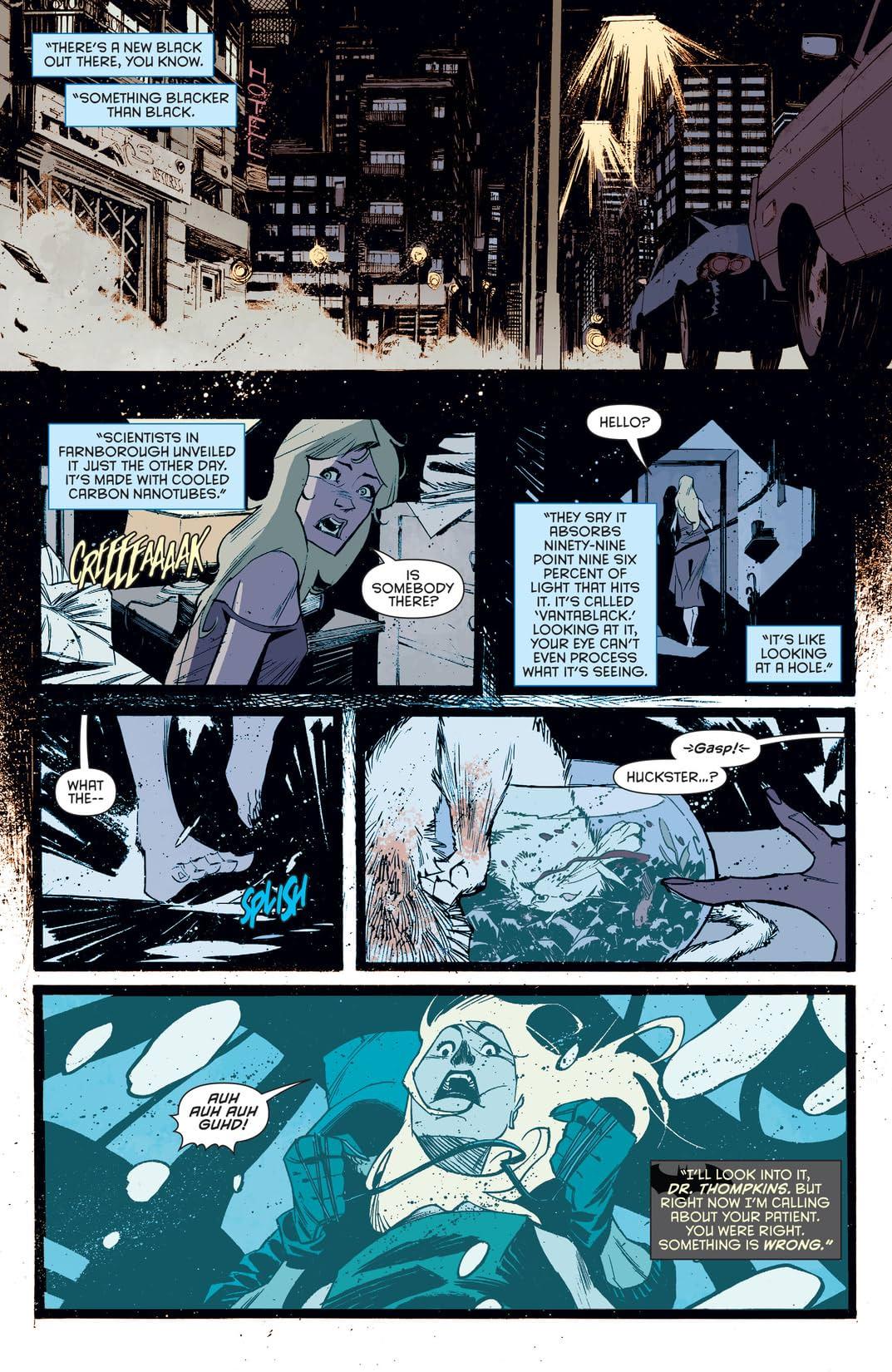 Batman (2011-) #34
