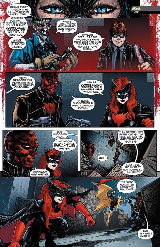Batman Eternal (2014-2015) #19