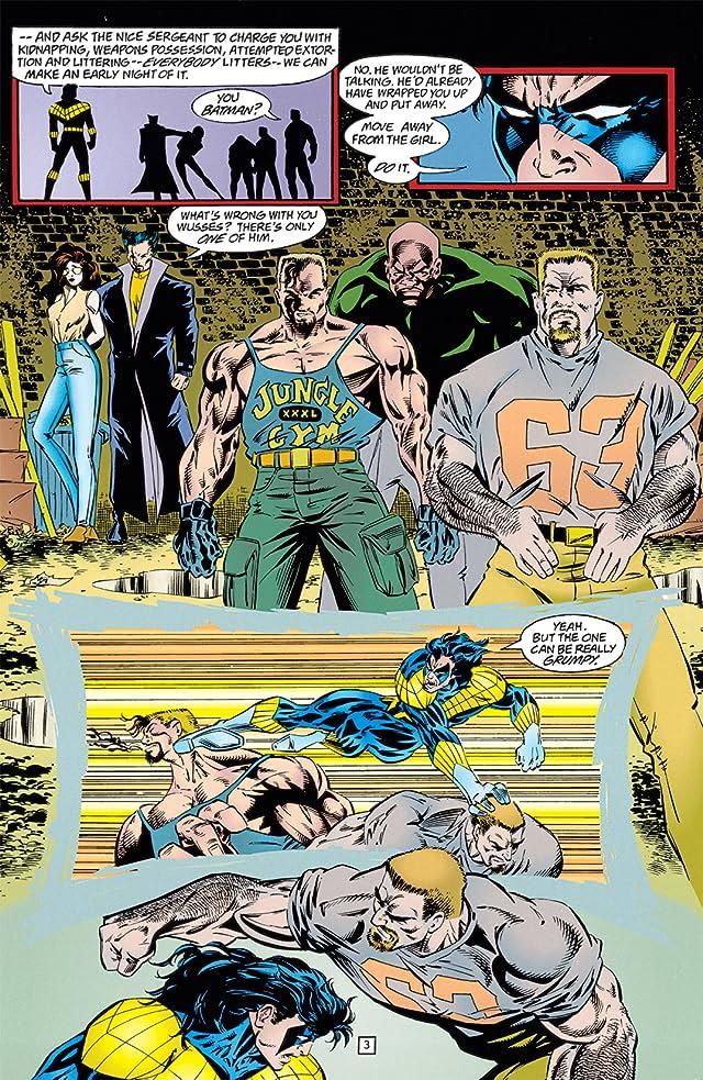 Nightwing (1995) #1 (of 4)