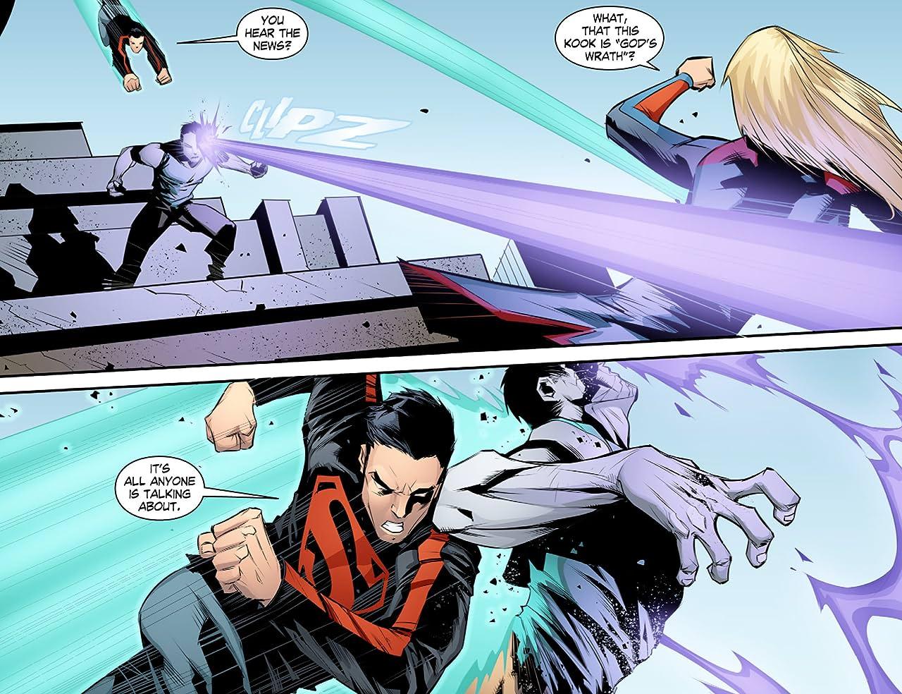 Smallville: Chaos #10