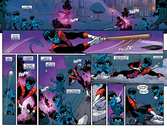 click for super-sized previews of Nightcrawler (2014-) #5