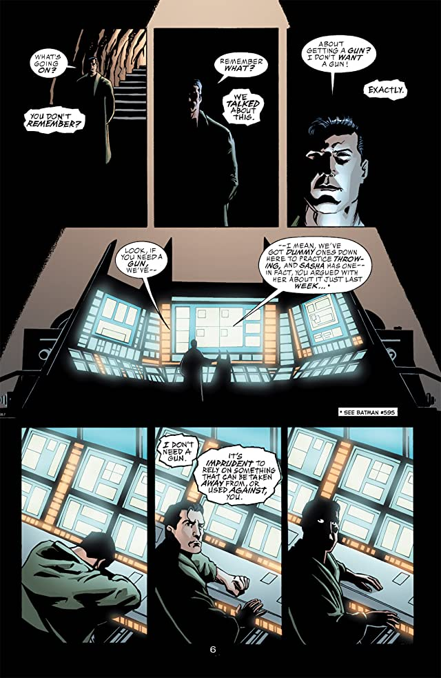 Batman: Gotham Knights #24