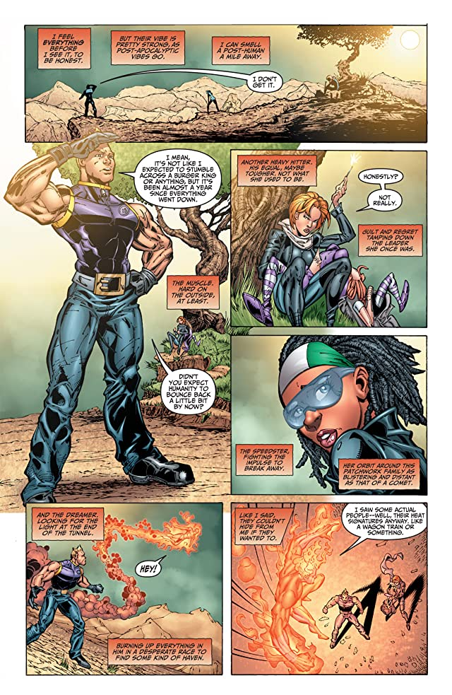 click for super-sized previews of Gen13 (2006-2011) #35
